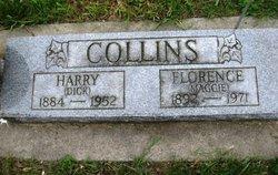 "Florence Margaret ""Maggie"" <I>Ruf</I> Collins"