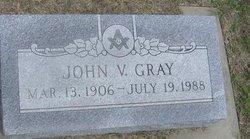 John V Gray