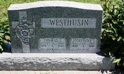 Thomas J Westhusin