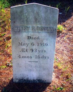 Betsy G Brown