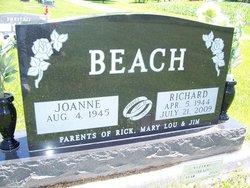 Joanne <I>Bechtel</I> Beach