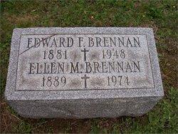Ellen <I>McAuliffe</I> Brennan