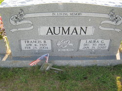 Laura <I>Gaddy</I> Auman