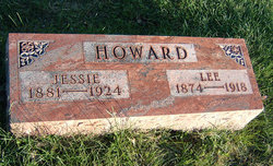 "Jessie Ethel ""Kate"" <I>Morey</I> Howard"