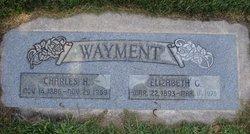 Elizabeth <I>Groebli</I> Wayment