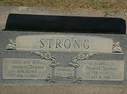 Maurice Sheppard Strong