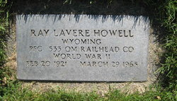 Ray Lavere Howell