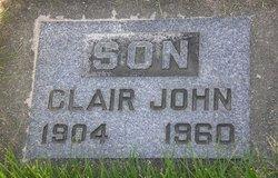 Clair John Adams