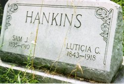 Luticia <I>Corley</I> Hankins