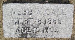 Webb A. Ball