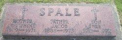 Josephine <I>Tupa</I> Spale