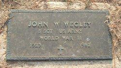 John W. Wegley