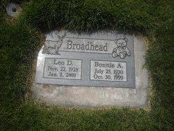 Bonnie Arlene <I>Hawkins</I> Broadhead