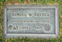 Samuel Walter Snyder