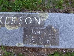 James Edward Hickerson