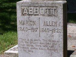Allen A Abbott