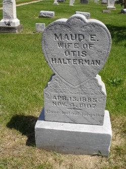 Maud Ellen <I>Chaplin</I> Halterman