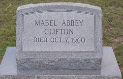 Mabel Abbey Clifton