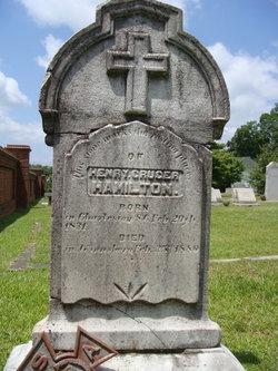 Henry Cruger Hamilton
