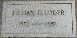 Lillian <I>Opp</I> Loder