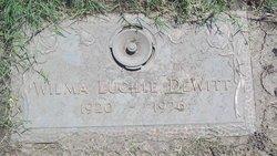 Wilma Lucille DeWitt