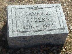 James B Rogers