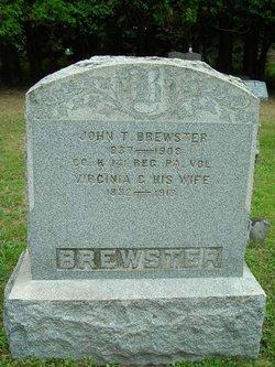 John T. Brewster