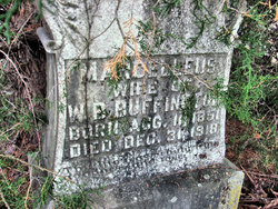 "Amanda Marcellus ""Marcie"" <I>Poole</I> Buffington"