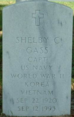 Shelby Cecil Gass, Jr