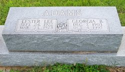 Georgia B. Adams