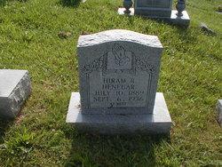 Harvey R. Henegar