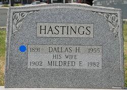 Dallas Herman Hastings