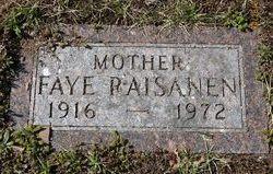 Faye <I>Blanksvard</I> Raisanen