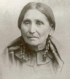 Mary Hinnuagsnun <I>Gale</I> La Flesche