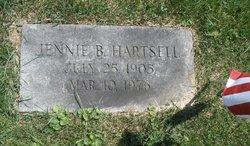 Jennie B. Hartsell