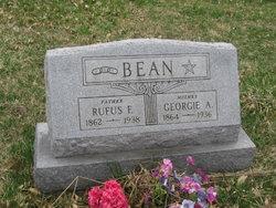 Georgie Anna <I>Holder</I> Bean