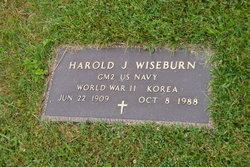 Harold J Wiseburn