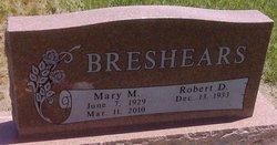 Mary Marie <I>Godley</I> Breshears