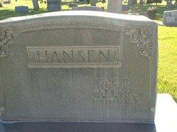Margret Faye <I>Thomas</I> Hansen