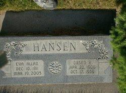 Orsen Hyram Hansen