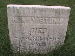 Henry Stump