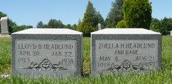 Zoella <I>Hendrickson</I> Headlund