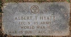 Albert T Hyatt