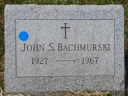 John Stanley Bachmurski