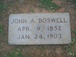 John A Boswell