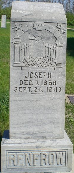 Joseph Renfrow