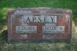 Homer Stephen Apsey