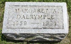 Margaret A Dalrymple