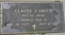 Claude John Smith