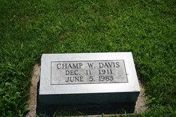 Champ W. Davis